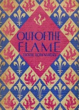 Cover: Out of the Flame by Eloise Lowensbery