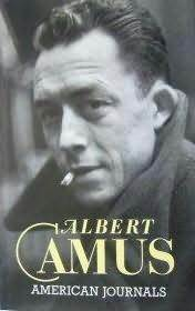 American Journals by Albert Camus