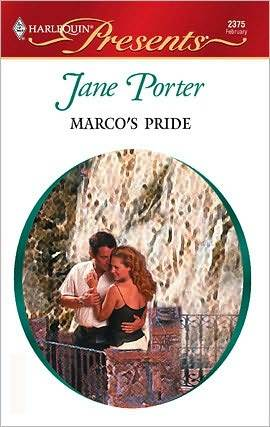 Marco's Pride by Jane Porter
