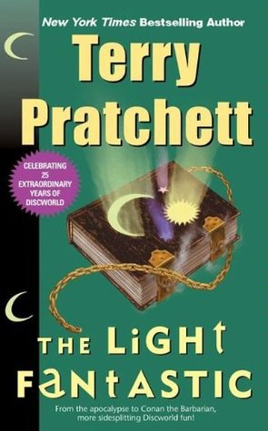 Download online for free The Light Fantastic (Discworld #2) by Terry Pratchett PDF