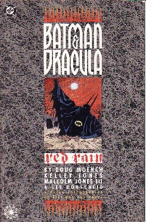 Batman/Dracula by Doug Moench