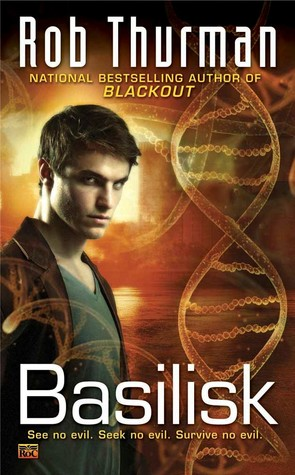 Basilisk (The Korsak Brothers #2)