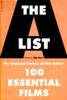 The A List by Jay Carr