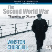 Second World War: Milestones to Disaster (Audio CD)
