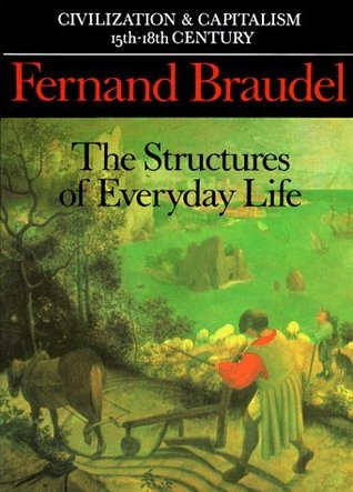 Civilization And Capitalism, 15th 18th Century by Fernand Braudel