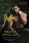 Never Enough (Brown Siblings, #4)