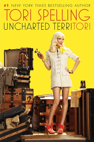 Uncharted TerriTORI by Tori Spelling