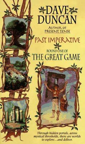 Past Imperative (Great Game, #1)
