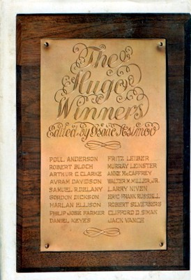 The Hugo Winners Vol 1 and 2 1955-1972 by Isaac Asimov