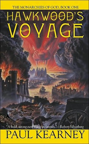 Hawkwood's Voyage by Paul Kearney