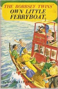 The Bobbsey Twins's Own Little Ferryboat, Hope, Laura Lee