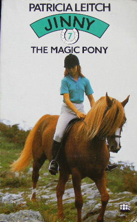The Magic Pony by Patricia Leitch