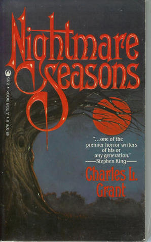 Nightmare Seasons by Charles L. Grant