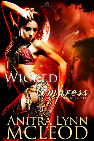 Wicked Empress by Anitra Lynn McLeod