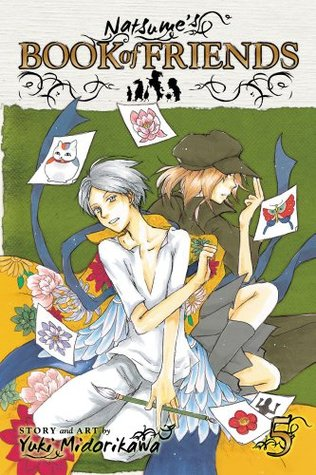 Natsume's Book of Friends, Volume 5 by Yuki Midorikawa
