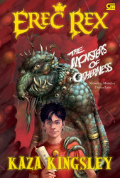 The Monster Of Otherness by Kaza Kingsley