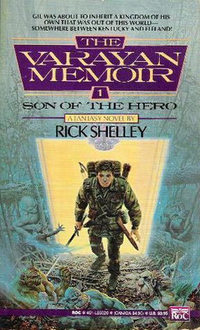 Son of the Hero by Rick Shelley