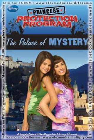 The Palace of Mystery (Princess Protection Program #4) by ...