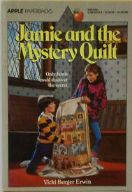Jamie and the Mystery Quilt