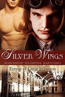 Silver Wings Anthology by Leigh Ellwood