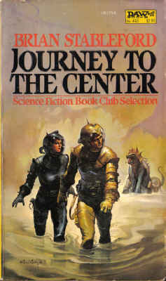 Journey to the Center by Brian M. Stableford