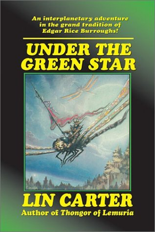 Download Under the Green Star (Green Star #1) PDF by Lin Carter