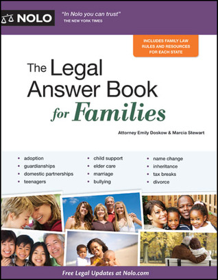 The Legal Answer Book for Families by Emily Doskow