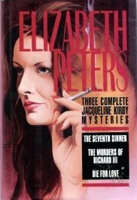 Three Complete Jacqueline Kirby Mysteries by Elizabeth Peters