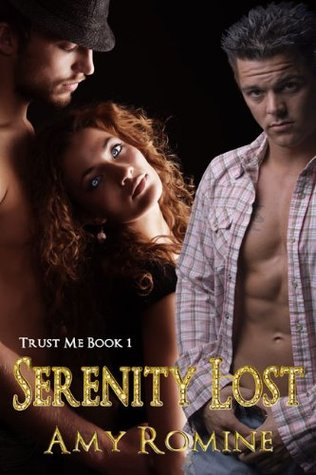 Serenity Lost by Amy Romine