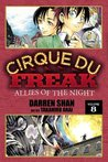 Cirque Du Freak: Allies of the Night, Vol. 8 (Cirque Du Freak: The Manga, #8)