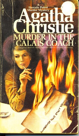 Murder in the Calais Coach by Agatha Christie