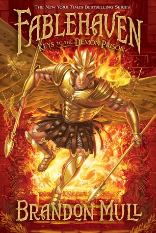 Keys to the Demon Prison (Fablehaven, #5)