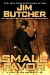Small Favor (The Dresden Files, #10) by Jim Butcher