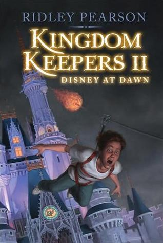 Disney at Dawn by Ridley Pearson