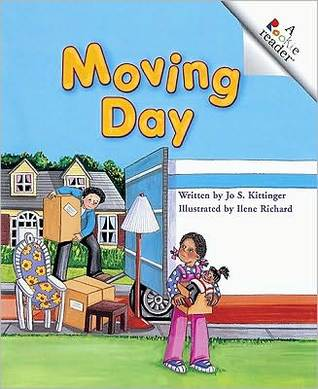 Moving Day by Jo S. Kittinger