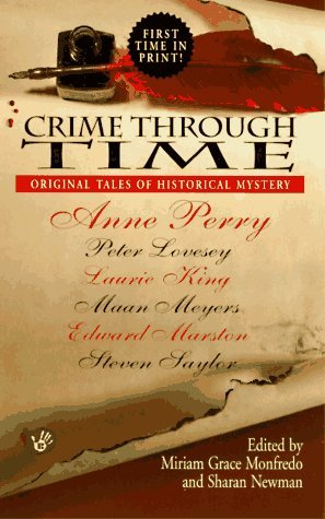 Crime Through Time by Miriam Grace Monfredo