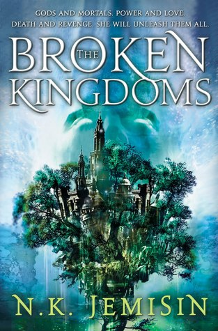 The Broken Kingdoms (The Inheritance Trilogy, #2)