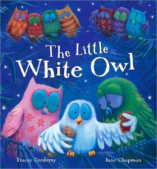 The Little White Owl