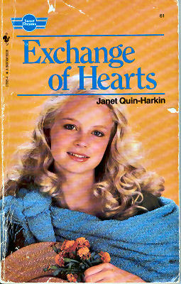 Exchange of Hearts by Janet Quin-Harkin