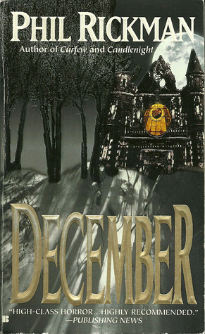 December by Phil Rickman