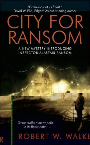 Download free City for Ransom (Alastair Ransom #1) MOBI