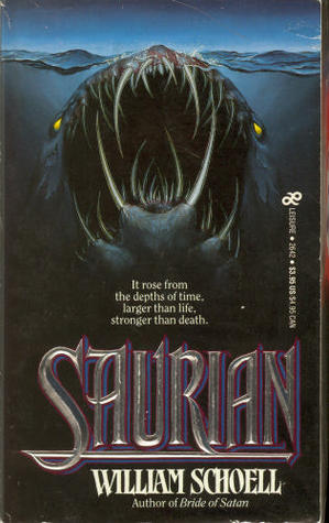 Saurian by William Schoell
