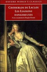 Les Liaisons Dangereuses by Pierre Choderlos de Laclos
