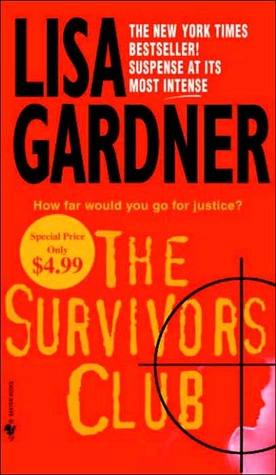 The Survivors Club by Lisa Gardner