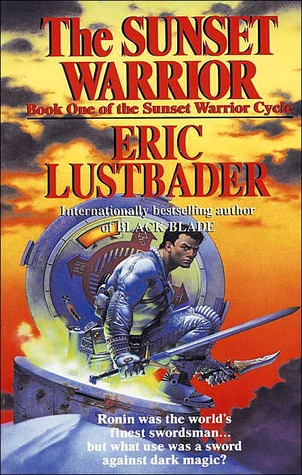 The Sunset Warrior by Eric Van Lustbader