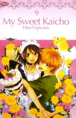 My Sweet Kaicho Vol. 9