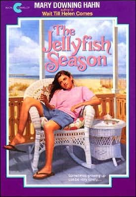 The Jellyfish Season by Mary Downing Hahn