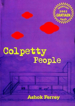 Colpetty People by Ashok Ferrey