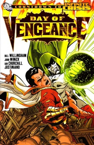 Day of Vengeance by Bill Willingham