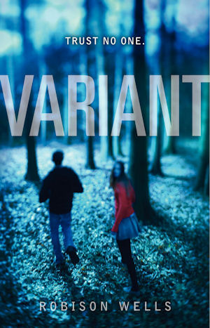 Book Cover: Variant by Robison Wells